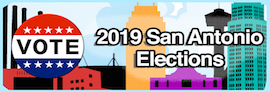 Learn more about the 2019 City of San Antonio Elections