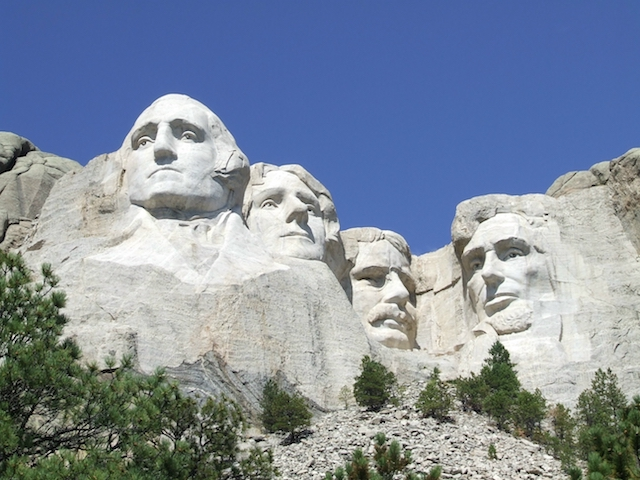 Mount Rushmore photo by National Park Service