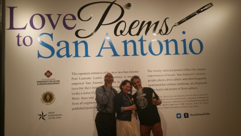 Love Poems to San Antonio