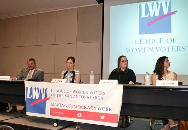 Eminent Domain Panel at League of Women Voters