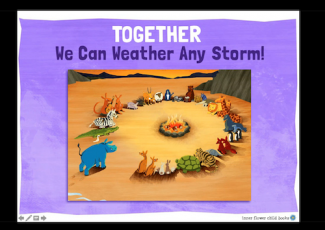 Together we can weather the storm